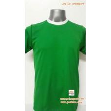 Size M ส่งตัวละ 57 บาท เสื้อบอลเปล่า เสื้อกีฬาเปล่า เสื้อกีฬาสี สีเขียว